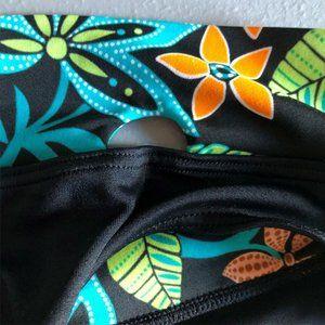 Baltex Swim - Baltex Tankini Womens Size 12 Talle Black Blue No